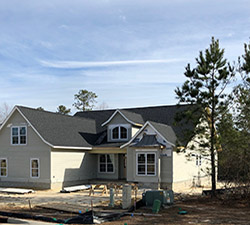 New Homes at The Bluffs