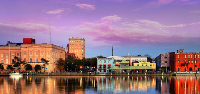The Bluffs on the Cape Fear - Downtown Wilmington