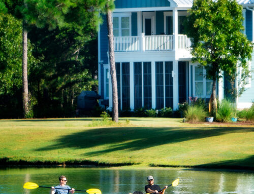Kayaking, Paddleboarding and Boating at The Bluffs NC