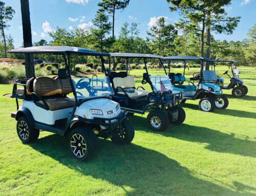 Golf in the Wilmington Area
