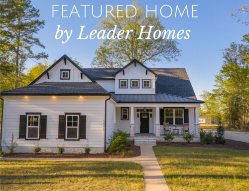 FEATURED HOME: 3496 Belle Meade Way